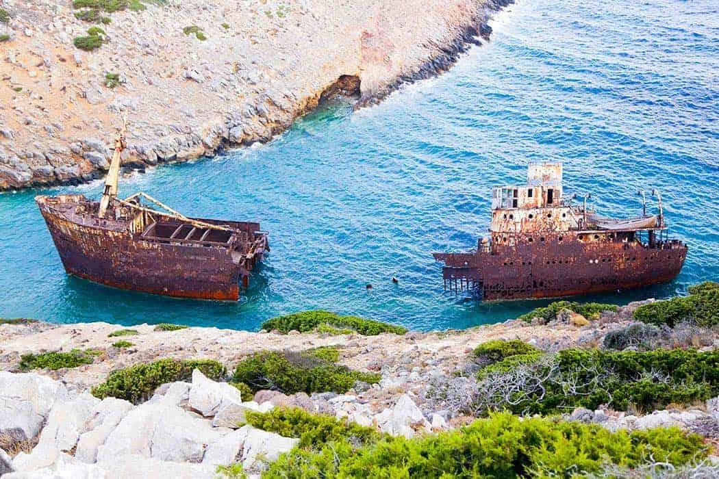 ναυάγιο_ολυμπια_Αμοργος