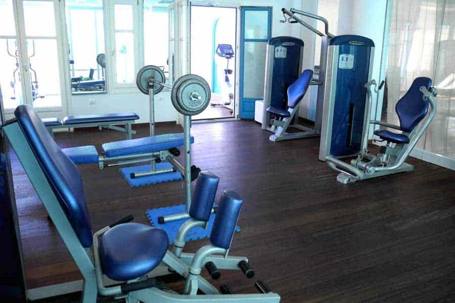 Fitness Center Room2