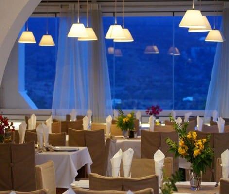 Night at Ambrosia Gallery Restaurant