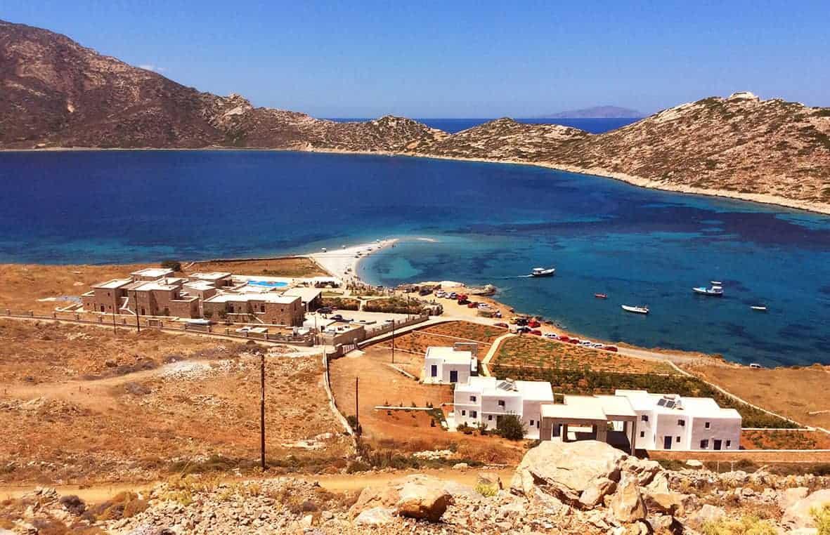 Agios Pavlos & Nikouria-Amorgos