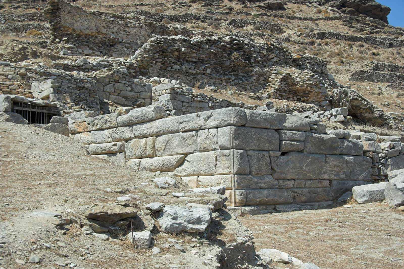ancient minoa--amorgos