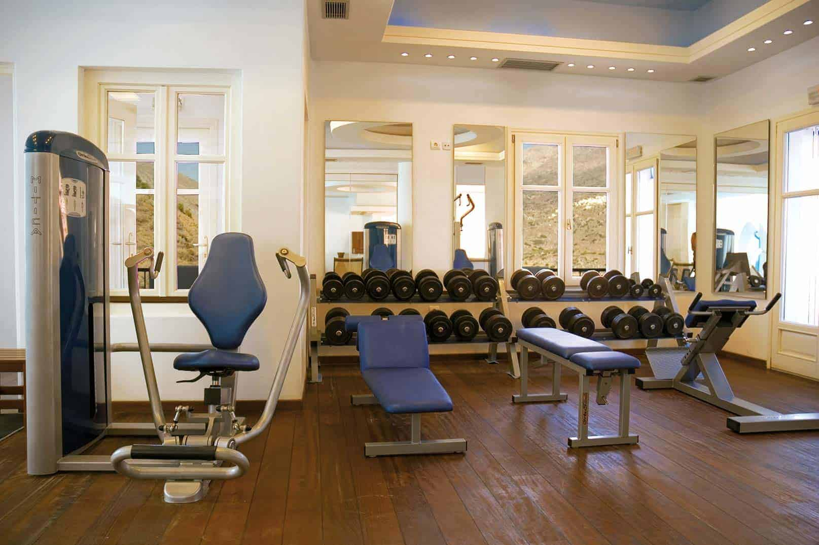 Fitness Center Room1
