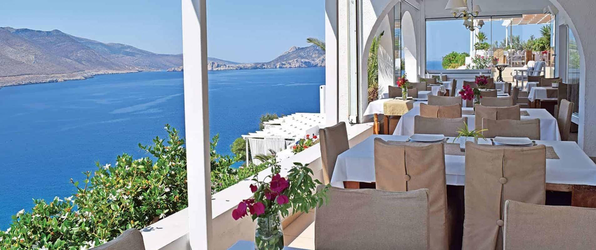 Ambrosia Restaurant View