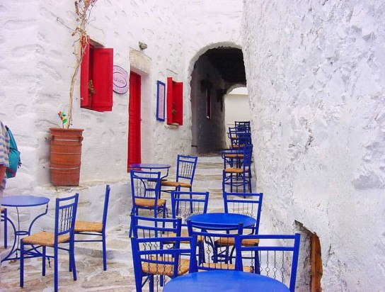 greek traditional tavern_amorgos