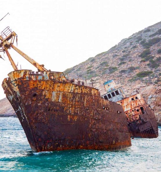 shipwreck olympia_amorgos