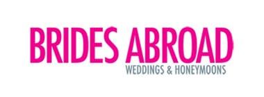 brides abroad magazine featuring Aegialis Hotel & Spa